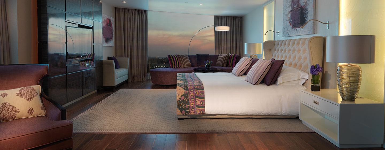 Hotel Hilton Capital Grand Abu Dhabi, EAU - Camera