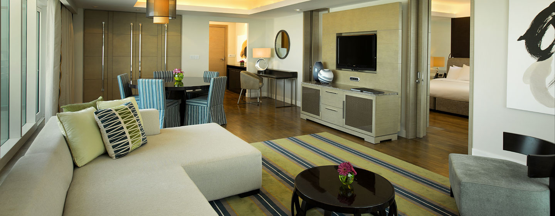 Hotel ad abu dhabi hilton capital grand abu dhabi for Tassa di soggiorno amsterdam
