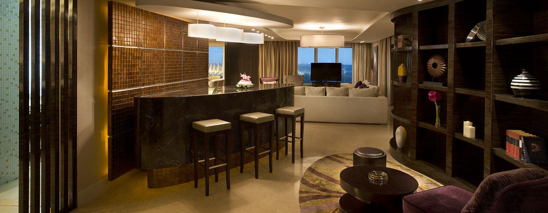 Hotel Hilton Capital Grand Abu Dhabi, EAU - Suite Presidenziale