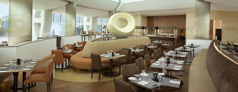 Hotel Hilton Capital Grand Abu Dhabi, EAU - Ristorante Oceana Grill