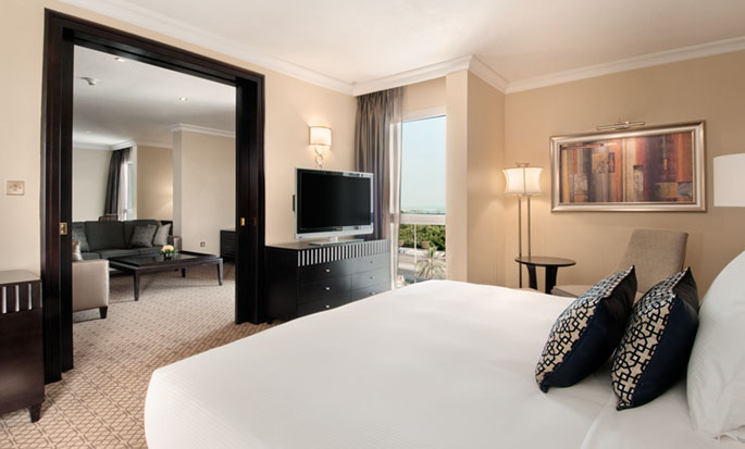 Hotel Hilton Abu Dhabi, EAU - Executive Suite