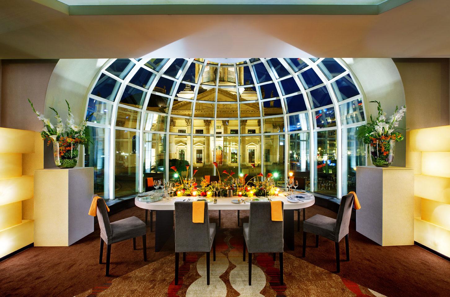 Hilton worldwide hotel resorts germania for Berlino hotel design