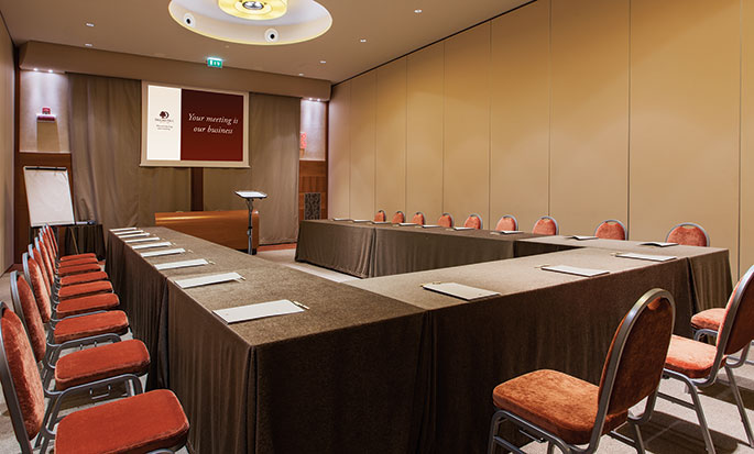 Hotel Doubletree by Hilton Acaya Golf Resort Lecce, Italia - Sala Meeting