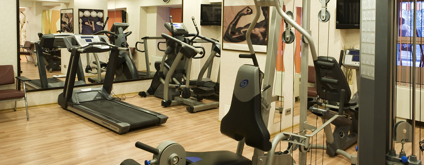 DoubleTree by Hilton Hotel Bucharest - Unirii Square, Romania - Fitness Center