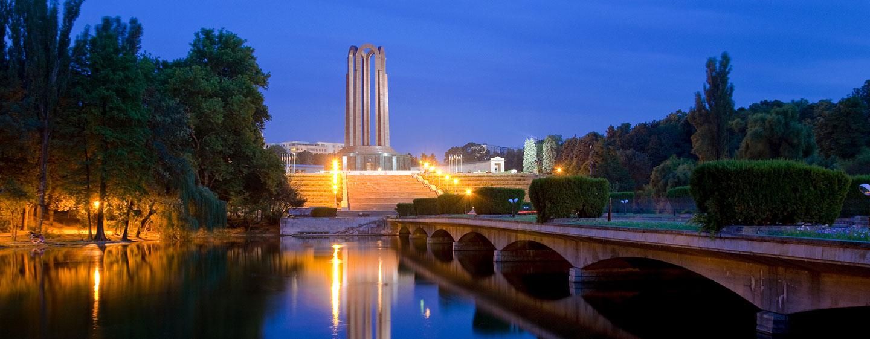 DoubleTree by Hilton Hotel Bucharest - Unirii Square, Romania - Parco Carol