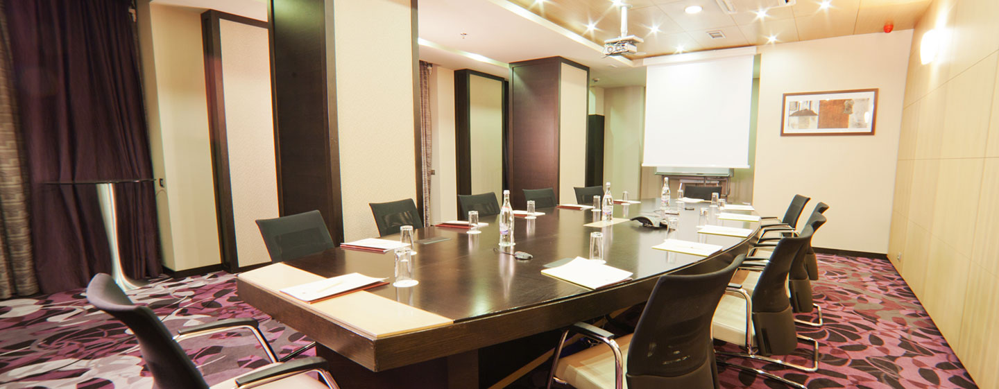 DoubleTree by Hilton Hotel Bucharest - Unirii Square Hotel, Romania - Sala Rembrandt