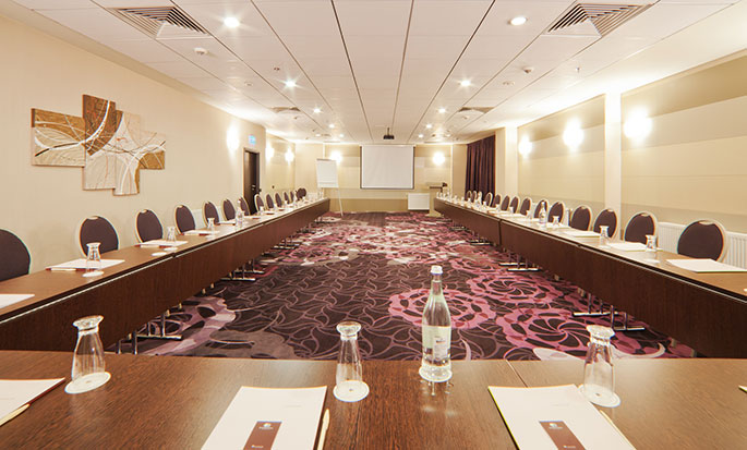 DoubleTree by Hilton Hotel Bucharest - Unirii Square Hotel, Romania - Sala conferenze