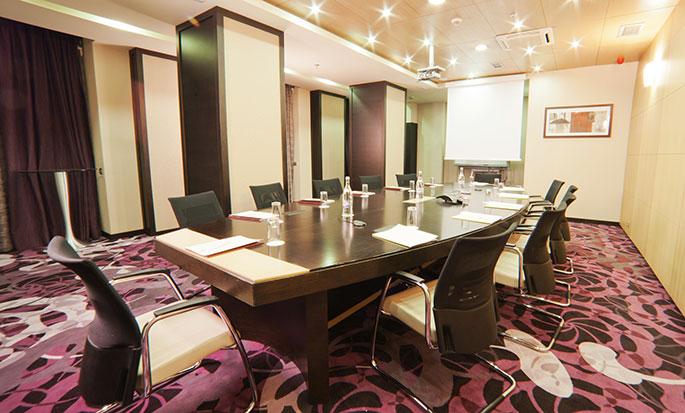 DoubleTree by Hilton Hotel Bucharest - Unirii Square Hotel, Romania - Sala per meeting