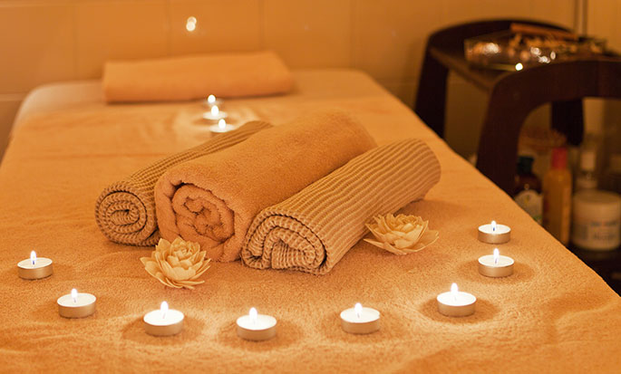 DoubleTree by Hilton Hotel, Bucharest, Romania - Centro massaggi