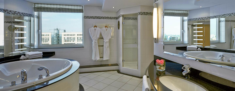 Hilton Dusseldorf, Germania - Suite Presidenziale