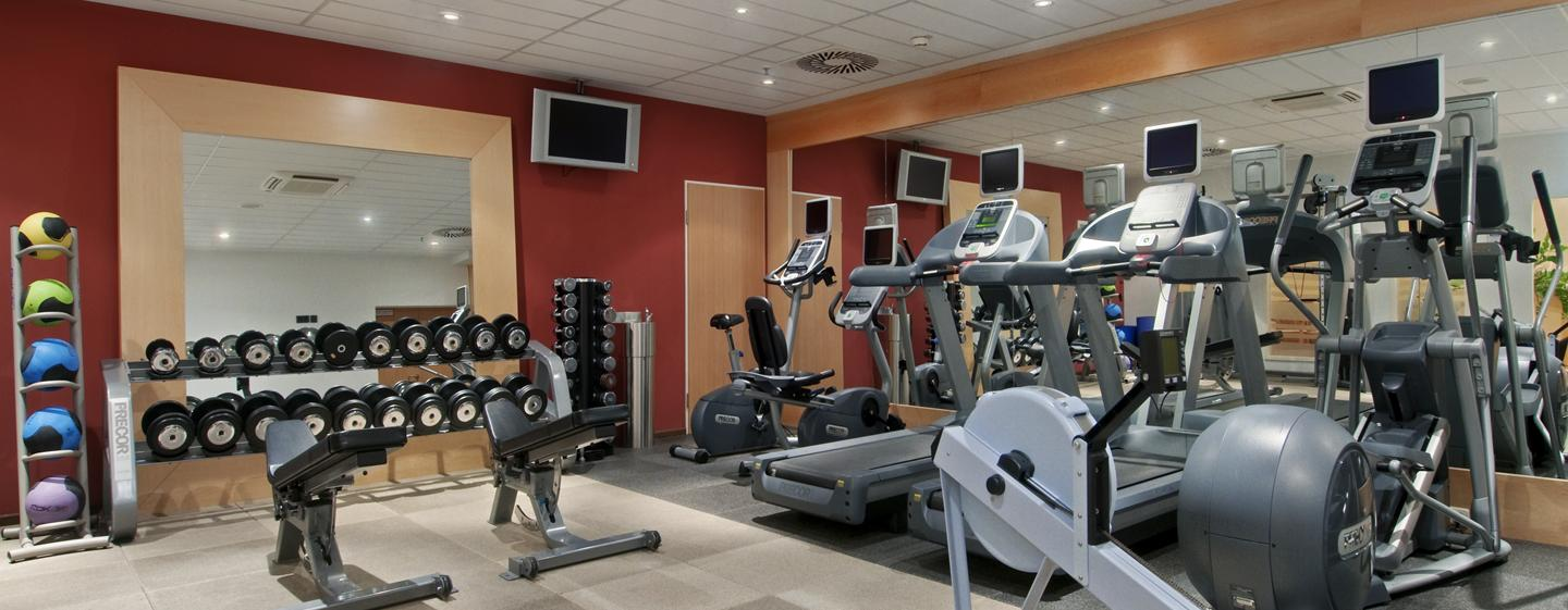 Hilton Dusseldorf, Germania - Fitness center