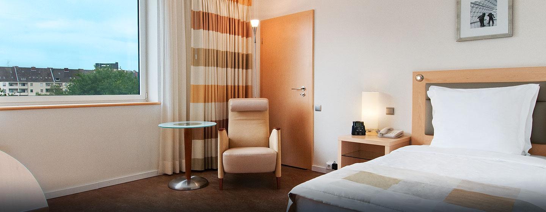 Hilton Dusseldorf, Germania - Sala attrezzata per disabili
