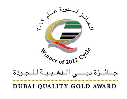 Premio Dubai Quality Gold Award