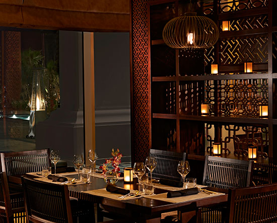 Hotel Waldorf Astoria Dubai Palm Jumeirah, EAU - LAO