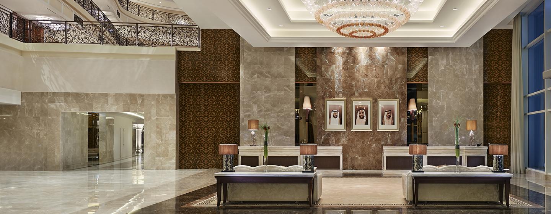 Hotel Waldorf Astoria Dubai Palm Jumeirah, EAU - Reception