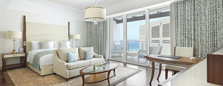 Hotel Waldorf Astoria Dubai Palm Jumeirah, EAU - Camera Superior con letto king size