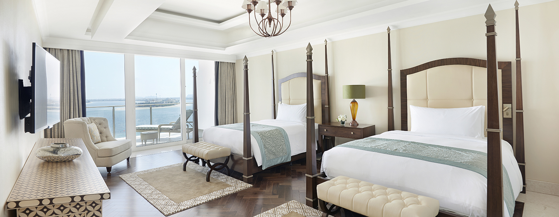 Hotel Waldorf Astoria Dubai Palm Jumeirah, EAU - Suite Presidenziale con due letti Queen size