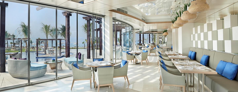 Hotel Waldorf Astoria Dubai Palm Jumeirah, EAU - Ristorante Palm Avenue