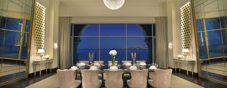 Waldorf Astoria Dubai Palm Jumeirah, Emirati Arabi Uniti - Piccoli meeting
