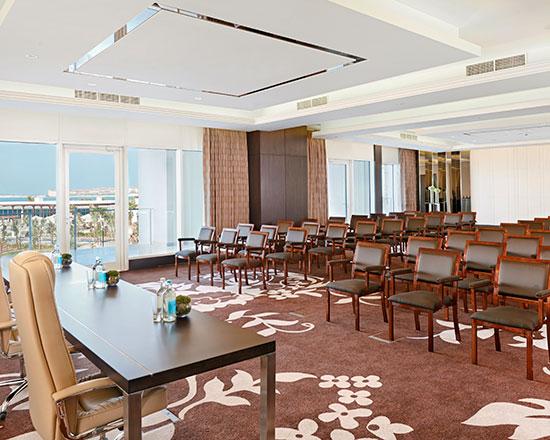 Waldorf Astoria Dubai Palm Jumeirah, Emirati Arabi Uniti - Grandi meeting