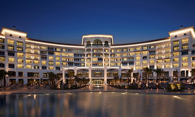 Waldorf Astoria Dubai Palm Jumeirah, Emirati Arabi Uniti - Esterno hotel