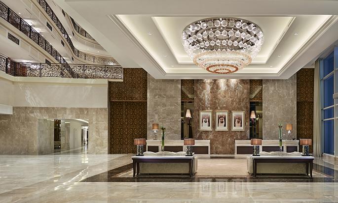 Waldorf Astoria Dubai Palm Jumeirah, Emirati Arabi Uniti - Lobby
