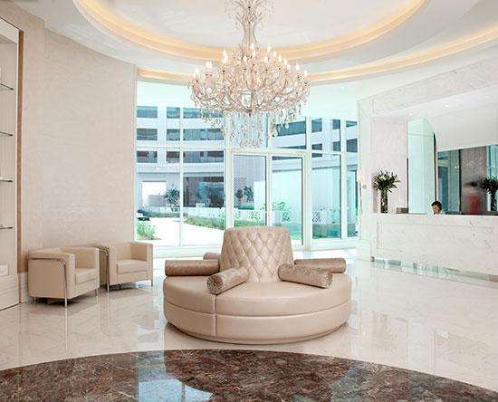 Hotel Waldorf Astoria Dubai Palm Jumeirah, EAU - Rilassati e rigenerati