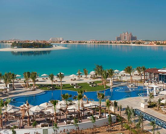 Hotel Waldorf Astoria Dubai Palm Jumeirah, EAU - Attività per il tempo libero