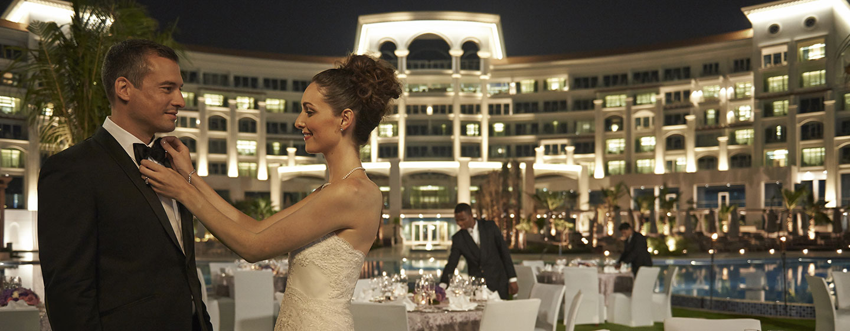 Hotel Waldorf Astoria Dubai Palm Jumeirah, EAU - Matrimoni