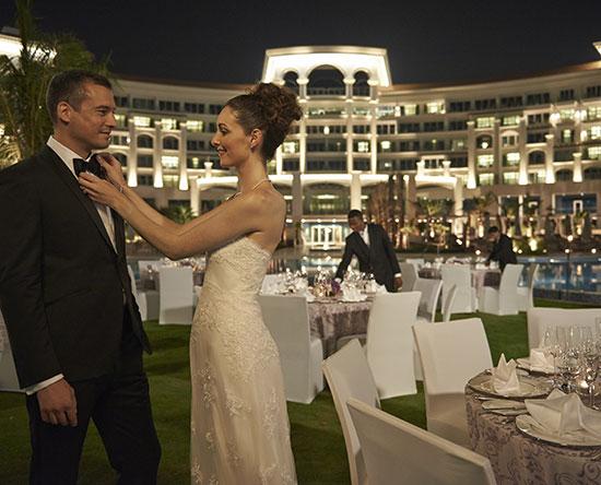 Hotel Waldorf Astoria Dubai Palm Jumeirah, EAU - Organizza il tuo matrimonio