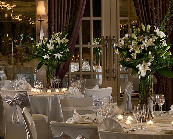 Hotel Waldorf Astoria Dubai Palm Jumeirah, EAU - Spazi per matrimoni a Dubai