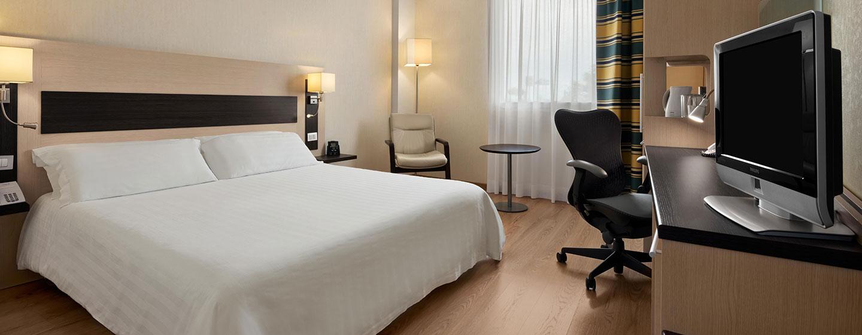 Hotel all\'aeroporto di Roma - Hilton Garden Inn Rome Airport Hotel – FCO