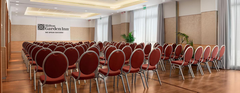 Hotel Hilton Garden Inn Rome Airport, Italia - Sala Atlante con allestimento a teatro