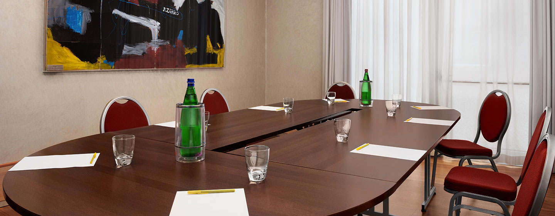 Hotel Hilton Garden Inn Rome Airport, Italia - Sala per sessioni individuali