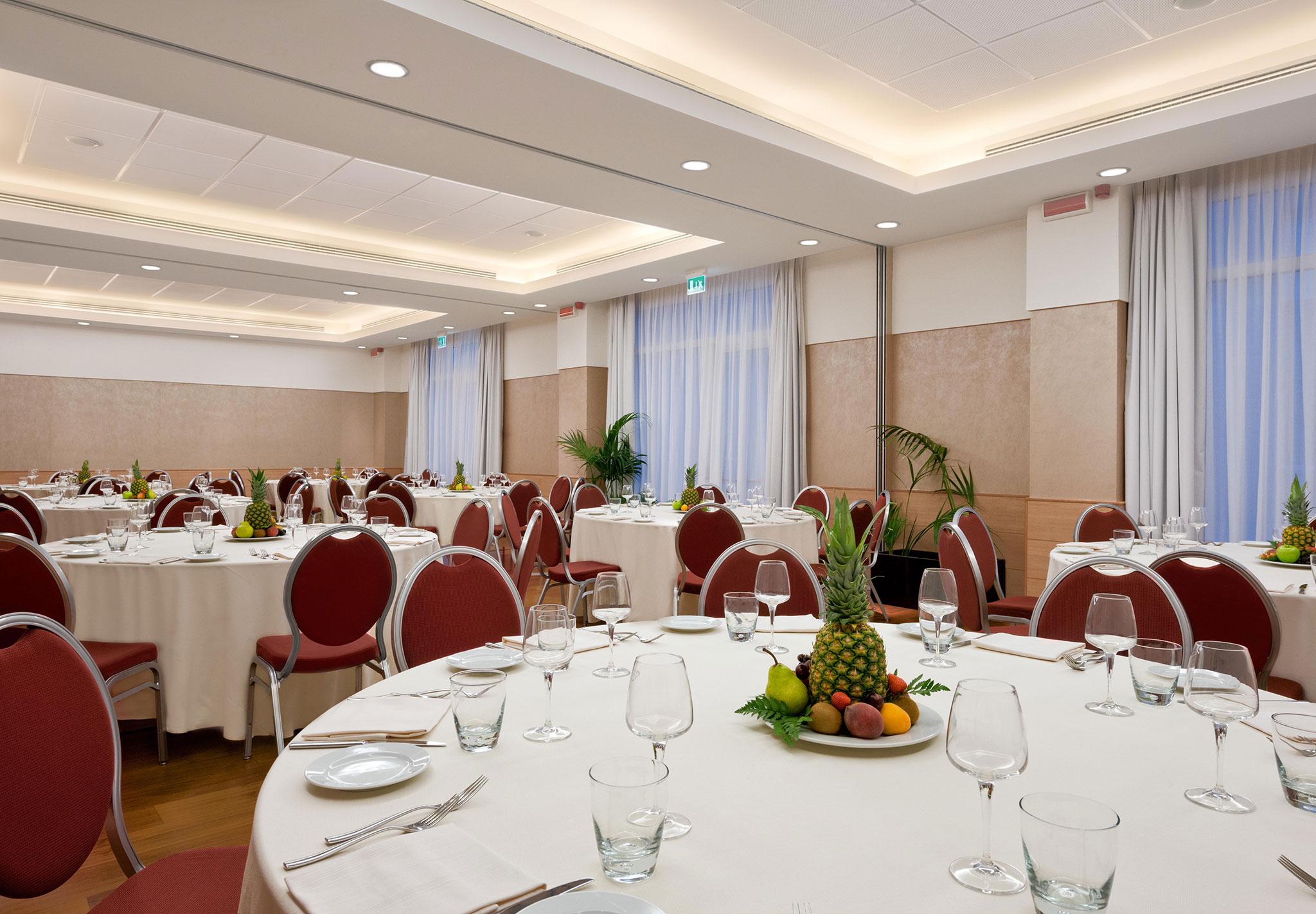 Hotel All Aeroporto Di Roma Hilton Garden Inn Rome