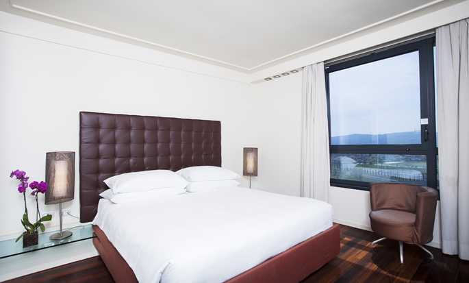 Hotel Hilton Florence Metropole, Italia - Camera Executive con letto king size