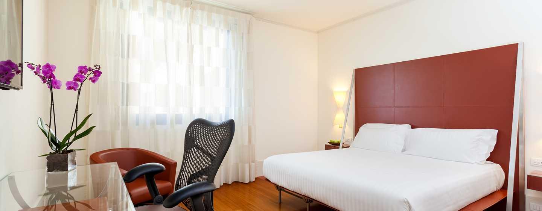Hotel Hilton Garden Inn Florence Novoli, Italia - Camera con letto king size