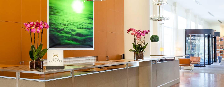 Hotel Hilton Garden Inn Florence Novoli, Italia - Reception