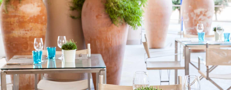 Hotel Hilton Garden Inn Florence Novoli, Italia - Terrazza Open Garden