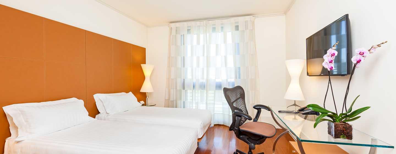 Hotel Hilton Garden Inn Florence Novoli, Italia - Camera con letti separati