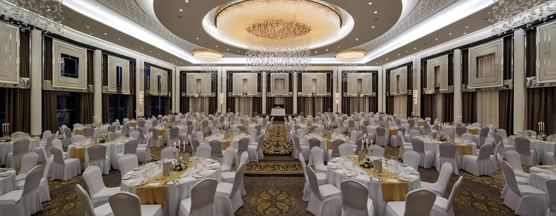 Hilton Istanbul Bomonti Hotel & Conference Center, Turchia - Salone Crystal