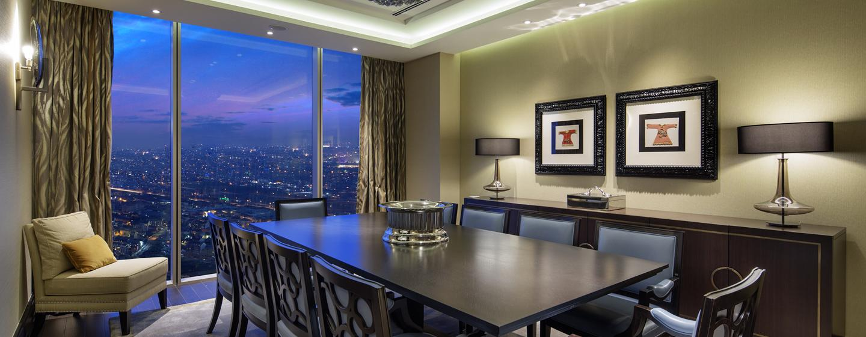 Hilton Istanbul Bomonti Hotel & Conference Center, Turchia - Sala da pranzo della Suite Presidenziale
