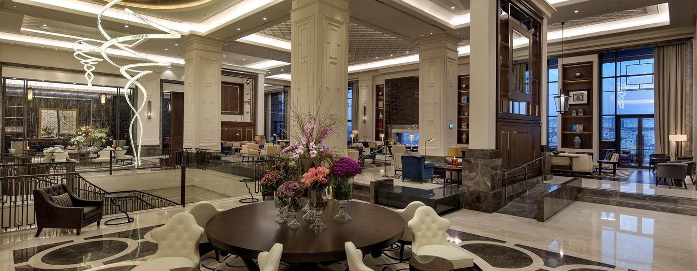 Hilton Istanbul Bomonti Hotel & Conference Center, Turchia - The Grand Lobby