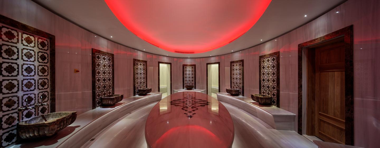 Hilton Istanbul Bomonti Hotel & Conference Center, Turchia - Bagno turco tradizionale