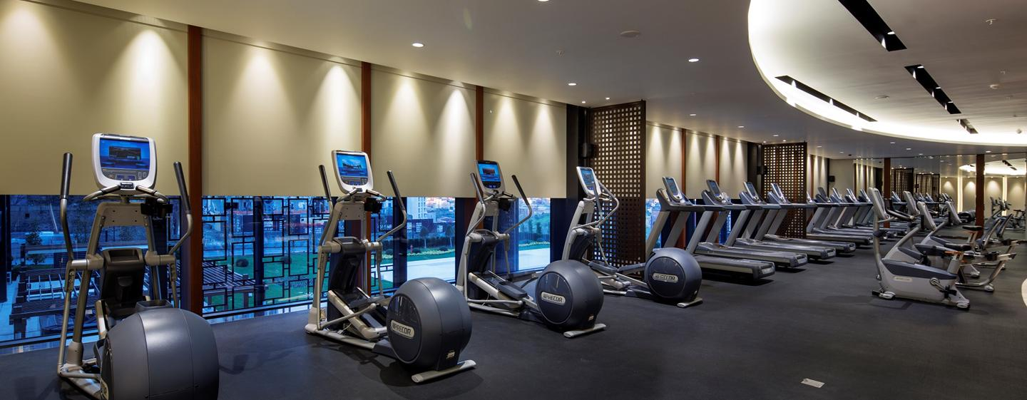 Hilton Istanbul Bomonti Hotel & Conference Center, Turchia - Fitness center