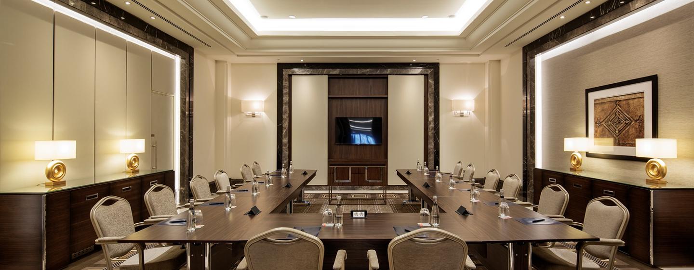 Hilton Istanbul Bomonti Hotel & Conference Center, Turchia - Sala meeting
