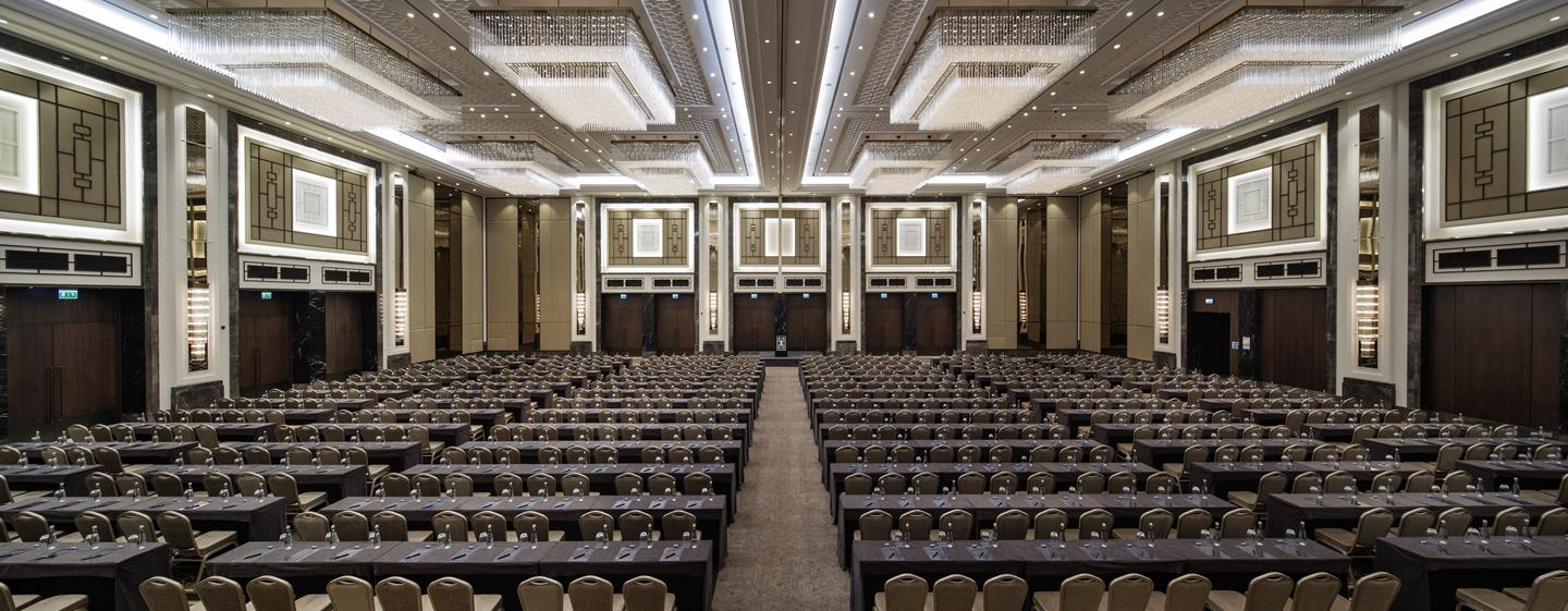 Hilton Istanbul Bomonti Hotel & Conference Center, Turchia - Gran salone