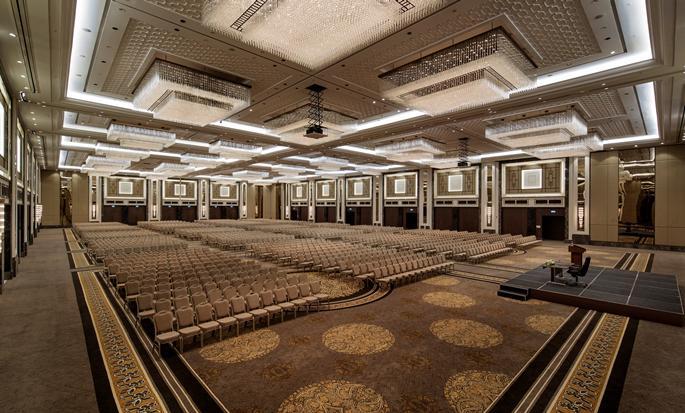 Hilton Istanbul Bomonti Hotel & Conference Center, Turchia - Salone per eventi
