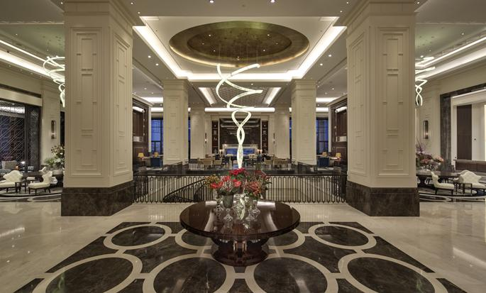 Hilton Istanbul Bomonti Hotel & Conference Center, Turchia - Lobby dell'hotel
