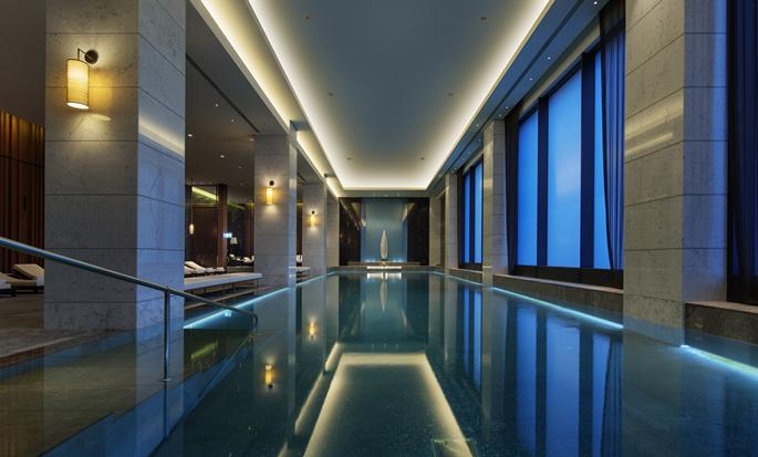 Hilton Istanbul Bomonti Hotel & Conference Center, Turchia - Piscina